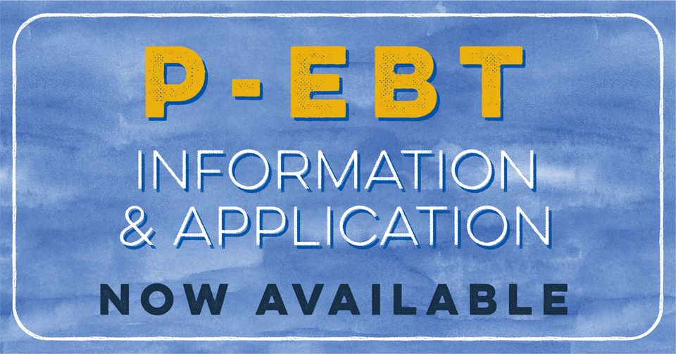 P-EBT Info and Application