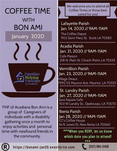 Coffee Time with Bon Ami