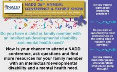NADD 36th Annual Conference & Exhibit Show